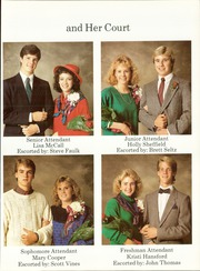 Page 17, 1987 Edition, Franklin High School - Cornerstone Yearbook (Franklin, TN) online yearbook collection