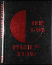 1984 Edition, Ooltewah High School - Owl Yearbook (Ooltewah, TN)