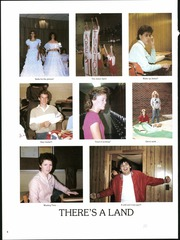 Page 10, 1985 Edition, Ooltewah High School - Owl Yearbook (Ooltewah, TN) online yearbook collection