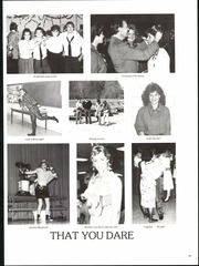 Page 17, 1985 Edition, Ooltewah High School - Owl Yearbook (Ooltewah, TN) online yearbook collection