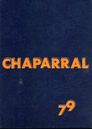 1979 Edition, Ridgeway High School - Chaparral Yearbook (Memphis, TN)