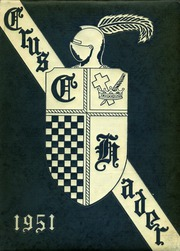1951 Edition, Memphis Catholic High School - Crusader Yearbook (Memphis, TN)