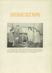 Page 11, 1944 Edition, Morristown Hamblen East High School - Itakha Yearbook (Morristown, TN) online yearbook collection