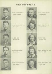 Page 12, 1944 Edition, Morristown Hamblen East High School - Itakha Yearbook (Morristown, TN) online yearbook collection