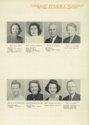 Page 15, 1944 Edition, Morristown Hamblen East High School - Itakha Yearbook (Morristown, TN) online yearbook collection