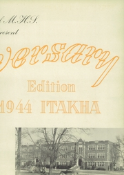Page 7, 1944 Edition, Morristown Hamblen East High School - Itakha Yearbook (Morristown, TN) online yearbook collection