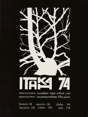 Page 3, 1974 Edition, Morristown Hamblen East High School - Itakha Yearbook (Morristown, TN) online yearbook collection