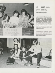 Page 93, 1974 Edition, Morristown Hamblen East High School - Itakha Yearbook (Morristown, TN) online yearbook collection