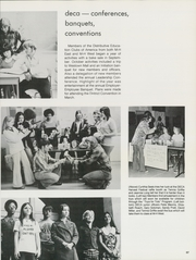 Page 97, 1974 Edition, Morristown Hamblen East High School - Itakha Yearbook (Morristown, TN) online yearbook collection