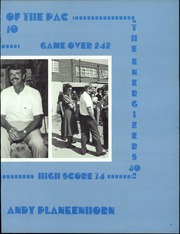 Page 15, 1983 Edition, Morristown Hamblen East High School - Itakha Yearbook (Morristown, TN) online yearbook collection