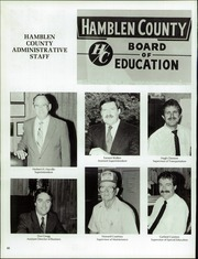 Page 64, 1986 Edition, Morristown Hamblen East High School - Itakha Yearbook (Morristown, TN) online yearbook collection