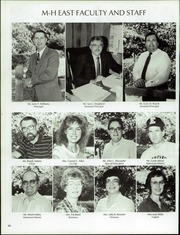 Page 66, 1986 Edition, Morristown Hamblen East High School - Itakha Yearbook (Morristown, TN) online yearbook collection