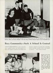 Page 10, 1949 Edition, Central High School - Warrior Yearbook (Memphis, TN) online yearbook collection