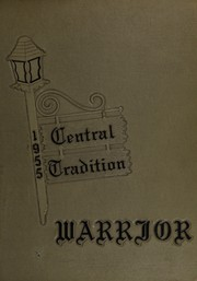 Page 1, 1955 Edition, Central High School - Warrior Yearbook (Memphis, TN) online yearbook collection
