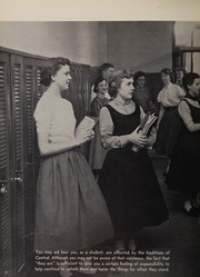 Page 10, 1955 Edition, Central High School - Warrior Yearbook (Memphis, TN) online yearbook collection