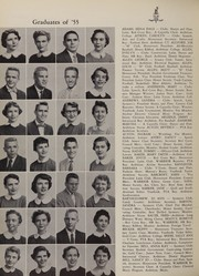 Page 12, 1955 Edition, Central High School - Warrior Yearbook (Memphis, TN) online yearbook collection