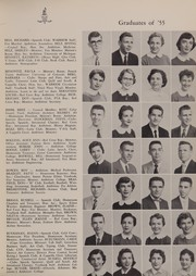Page 13, 1955 Edition, Central High School - Warrior Yearbook (Memphis, TN) online yearbook collection