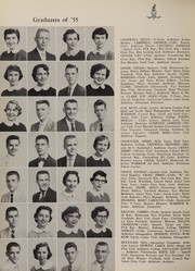 Page 14, 1955 Edition, Central High School - Warrior Yearbook (Memphis, TN) online yearbook collection