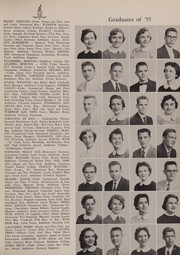 Page 15, 1955 Edition, Central High School - Warrior Yearbook (Memphis, TN) online yearbook collection