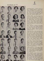 Page 16, 1955 Edition, Central High School - Warrior Yearbook (Memphis, TN) online yearbook collection