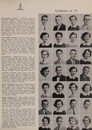 Page 17, 1955 Edition, Central High School - Warrior Yearbook (Memphis, TN) online yearbook collection