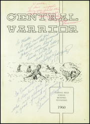 Page 5, 1960 Edition, Central High School - Warrior Yearbook (Memphis, TN) online yearbook collection