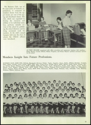 Page 55, 1960 Edition, Central High School - Warrior Yearbook (Memphis, TN) online yearbook collection