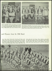 Page 57, 1960 Edition, Central High School - Warrior Yearbook (Memphis, TN) online yearbook collection