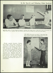 Page 60, 1960 Edition, Central High School - Warrior Yearbook (Memphis, TN) online yearbook collection