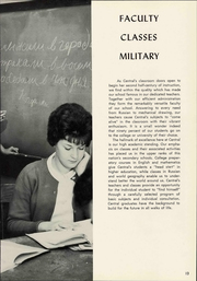 Page 17, 1962 Edition, Central High School - Warrior Yearbook (Memphis, TN) online yearbook collection