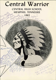 Page 5, 1962 Edition, Central High School - Warrior Yearbook (Memphis, TN) online yearbook collection
