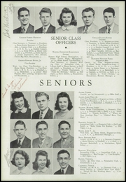 Page 12, 1944 Edition, Hillsboro High School - Hillsburro Yearbook (Nashville, TN) online yearbook collection
