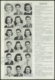 Page 14, 1944 Edition, Hillsboro High School - Hillsburro Yearbook (Nashville, TN) online yearbook collection