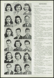 Page 16, 1944 Edition, Hillsboro High School - Hillsburro Yearbook (Nashville, TN) online yearbook collection