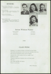 Page 17, 1944 Edition, Hillsboro High School - Hillsburro Yearbook (Nashville, TN) online yearbook collection