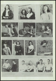 Page 9, 1944 Edition, Hillsboro High School - Hillsburro Yearbook (Nashville, TN) online yearbook collection