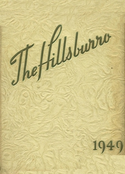 1949 Edition, Hillsboro High School - Hillsburro Yearbook (Nashville, TN)