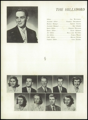 Page 10, 1949 Edition, Hillsboro High School - Hillsburro Yearbook (Nashville, TN) online yearbook collection