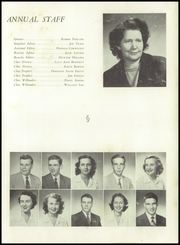 Page 11, 1949 Edition, Hillsboro High School - Hillsburro Yearbook (Nashville, TN) online yearbook collection