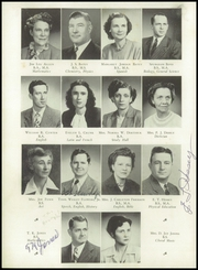 Page 14, 1949 Edition, Hillsboro High School - Hillsburro Yearbook (Nashville, TN) online yearbook collection