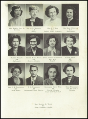 Page 15, 1949 Edition, Hillsboro High School - Hillsburro Yearbook (Nashville, TN) online yearbook collection