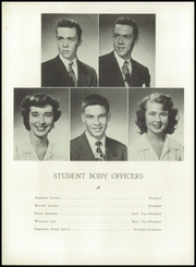 Page 16, 1949 Edition, Hillsboro High School - Hillsburro Yearbook (Nashville, TN) online yearbook collection