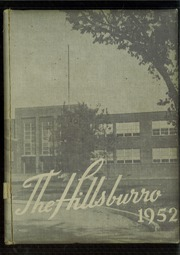1952 Edition, Hillsboro High School - Hillsburro Yearbook (Nashville, TN)