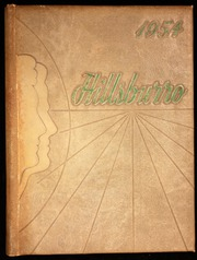 Page 1, 1954 Edition, Hillsboro High School - Hillsburro Yearbook (Nashville, TN) online yearbook collection