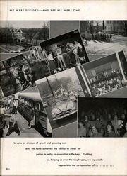 Page 10, 1954 Edition, Hillsboro High School - Hillsburro Yearbook (Nashville, TN) online yearbook collection
