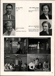 Page 13, 1954 Edition, Hillsboro High School - Hillsburro Yearbook (Nashville, TN) online yearbook collection