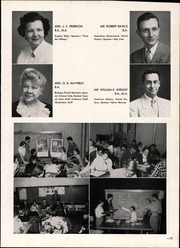 Page 15, 1954 Edition, Hillsboro High School - Hillsburro Yearbook (Nashville, TN) online yearbook collection