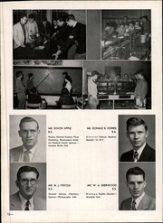 Page 16, 1954 Edition, Hillsboro High School - Hillsburro Yearbook (Nashville, TN) online yearbook collection