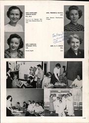 Page 17, 1954 Edition, Hillsboro High School - Hillsburro Yearbook (Nashville, TN) online yearbook collection