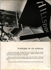 Page 7, 1954 Edition, Hillsboro High School - Hillsburro Yearbook (Nashville, TN) online yearbook collection